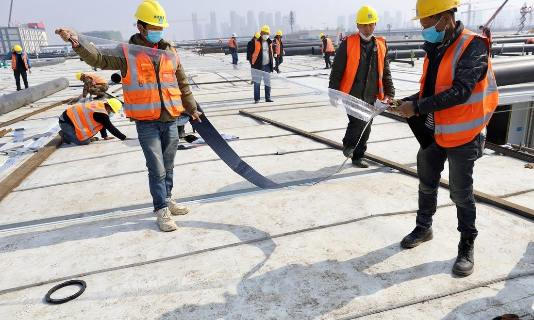workers for Project